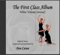 Music for Ballet Class White Volume