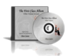 The First Class Album White Volume Revised Ballet Class Music by Don Caron